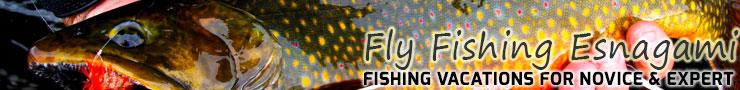 Fly FIshing Esnagami