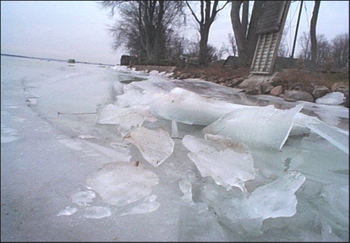 Bad Shore Ice