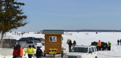 What You Need to Know About Ice Fishing on Lake Simcoe